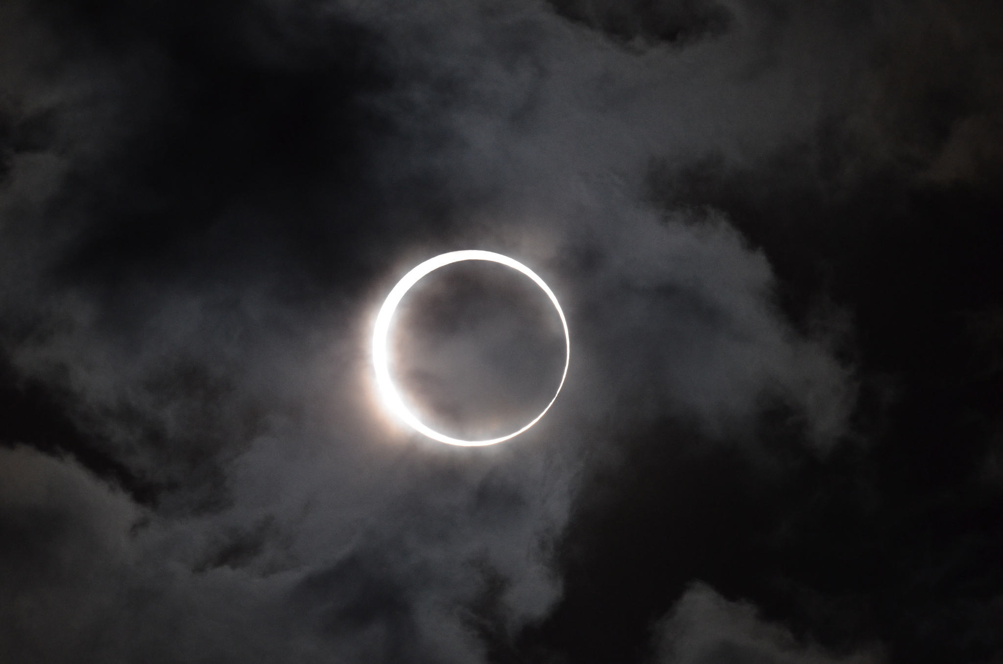 Lincoln City Solar Eclipse